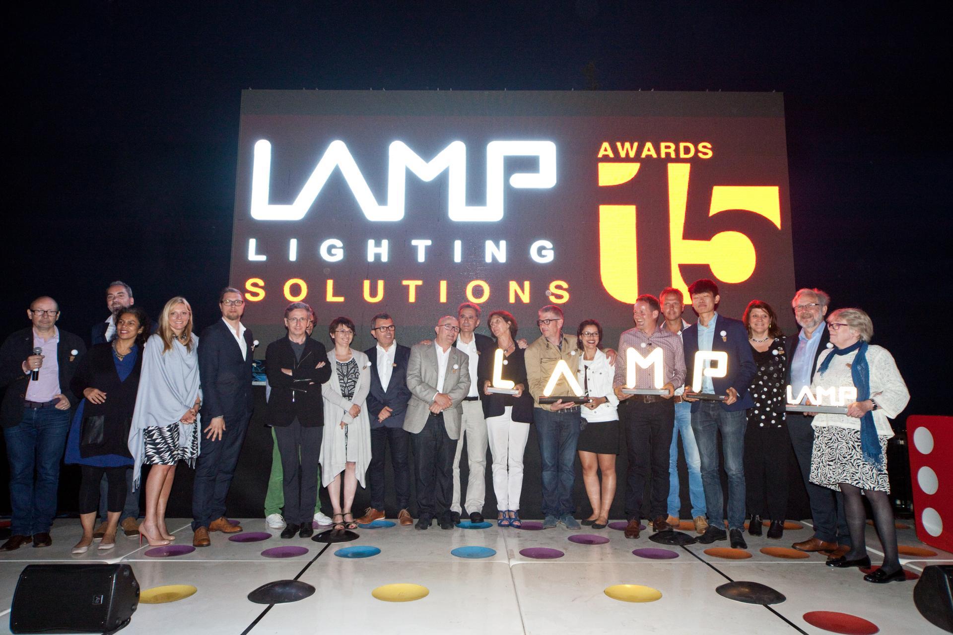 Trophées Lamp 2015