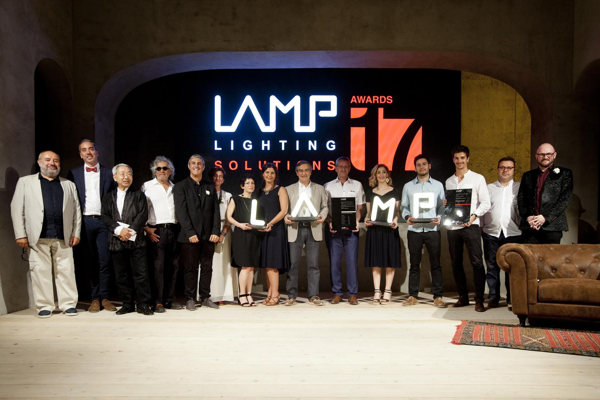 Trophées Lamp 2017
