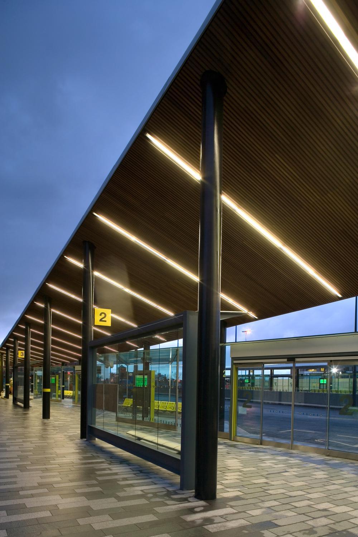 Estación de autobuses de Liverpool