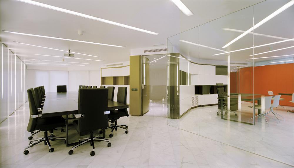 Oficinas centrales Mutua Manresana