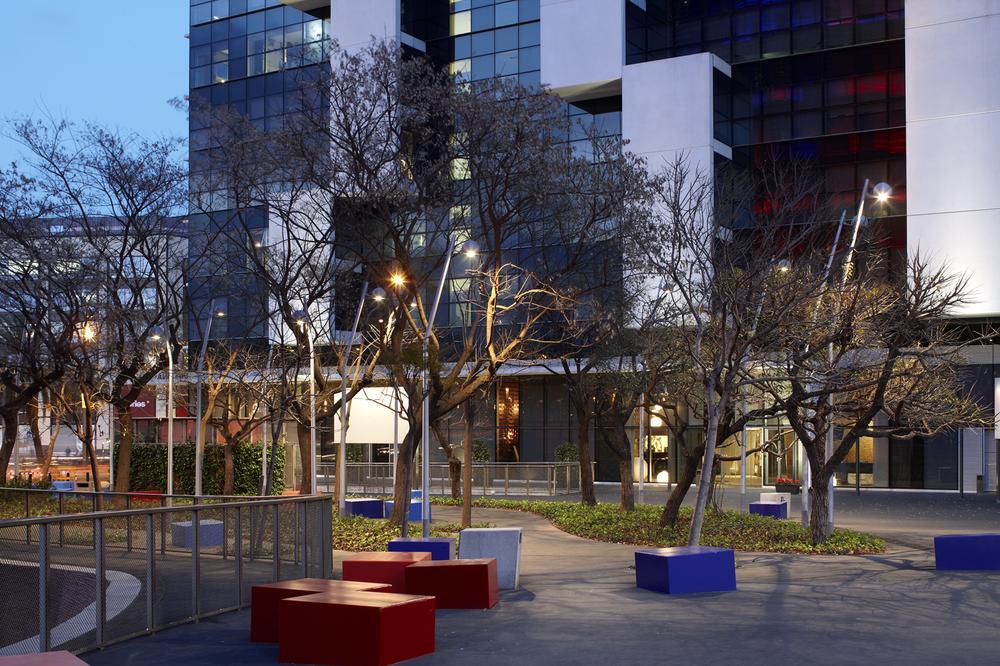 Plaza Agbar