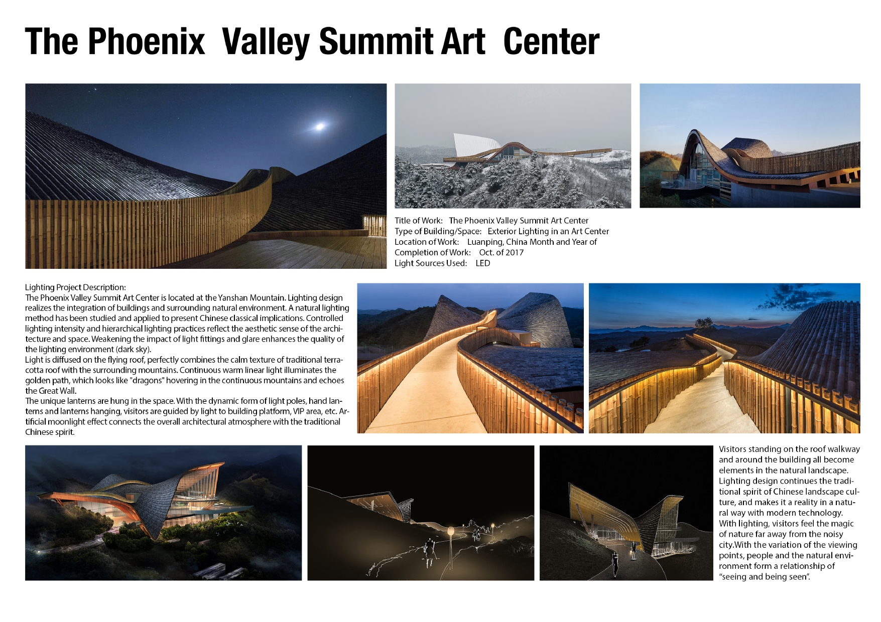 The Phoenix Valley Summit Art Center