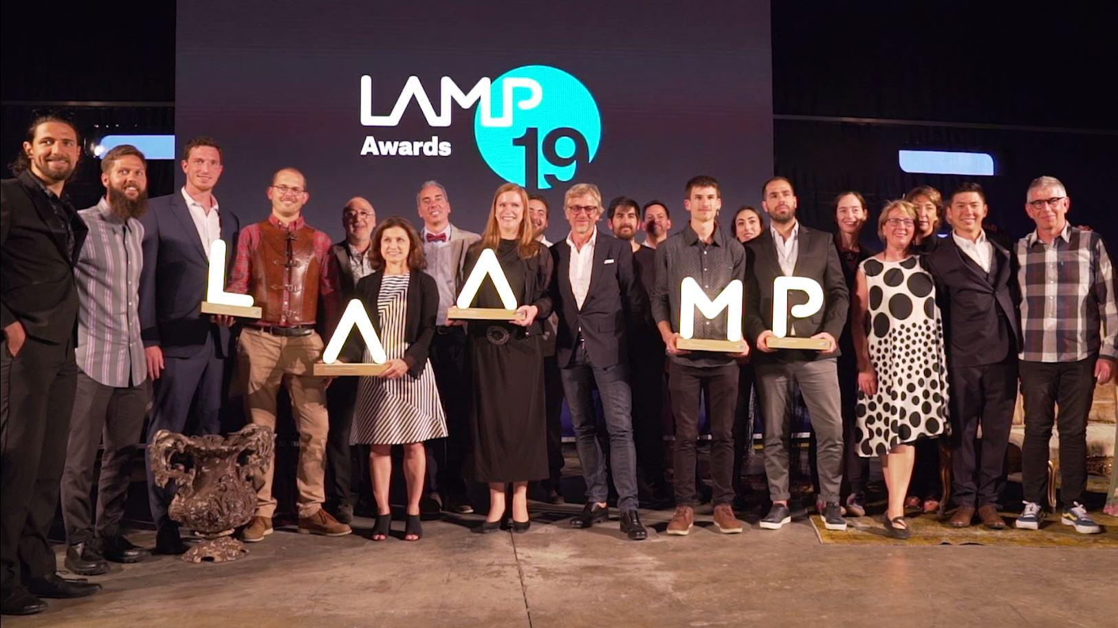 lamp awards 2019 winners video