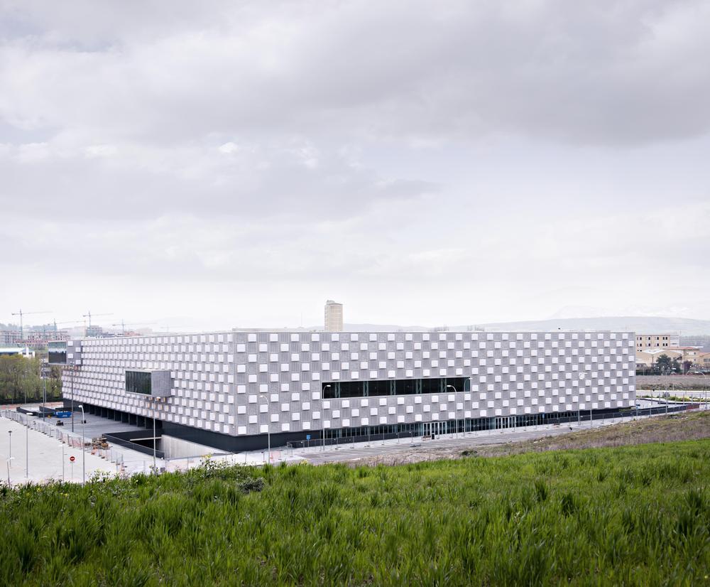 Pabellón Reyno de Navarra Arena