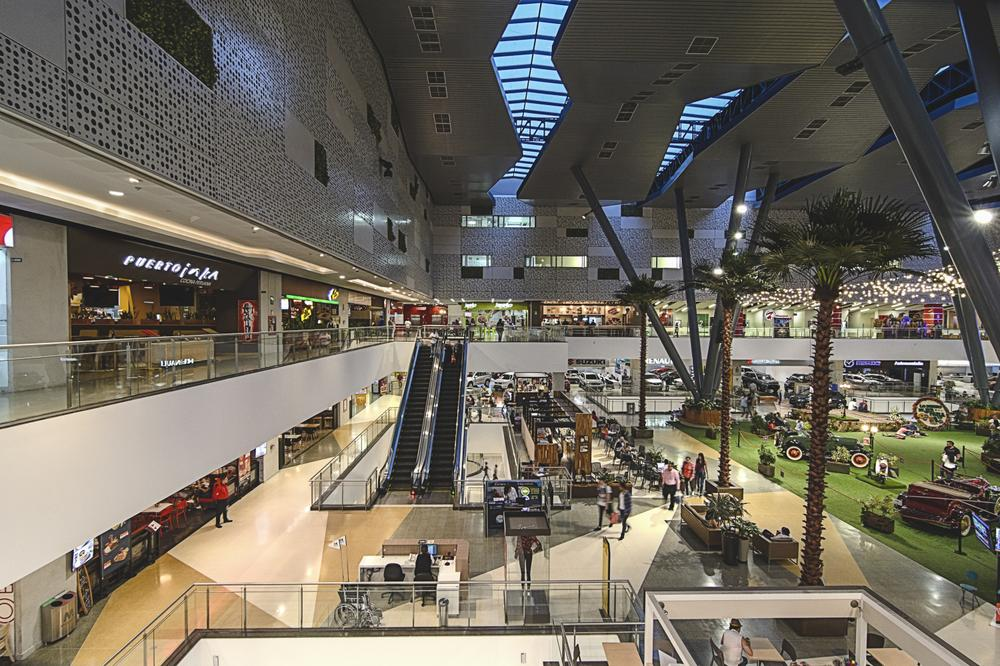Centro comercial Mayorca