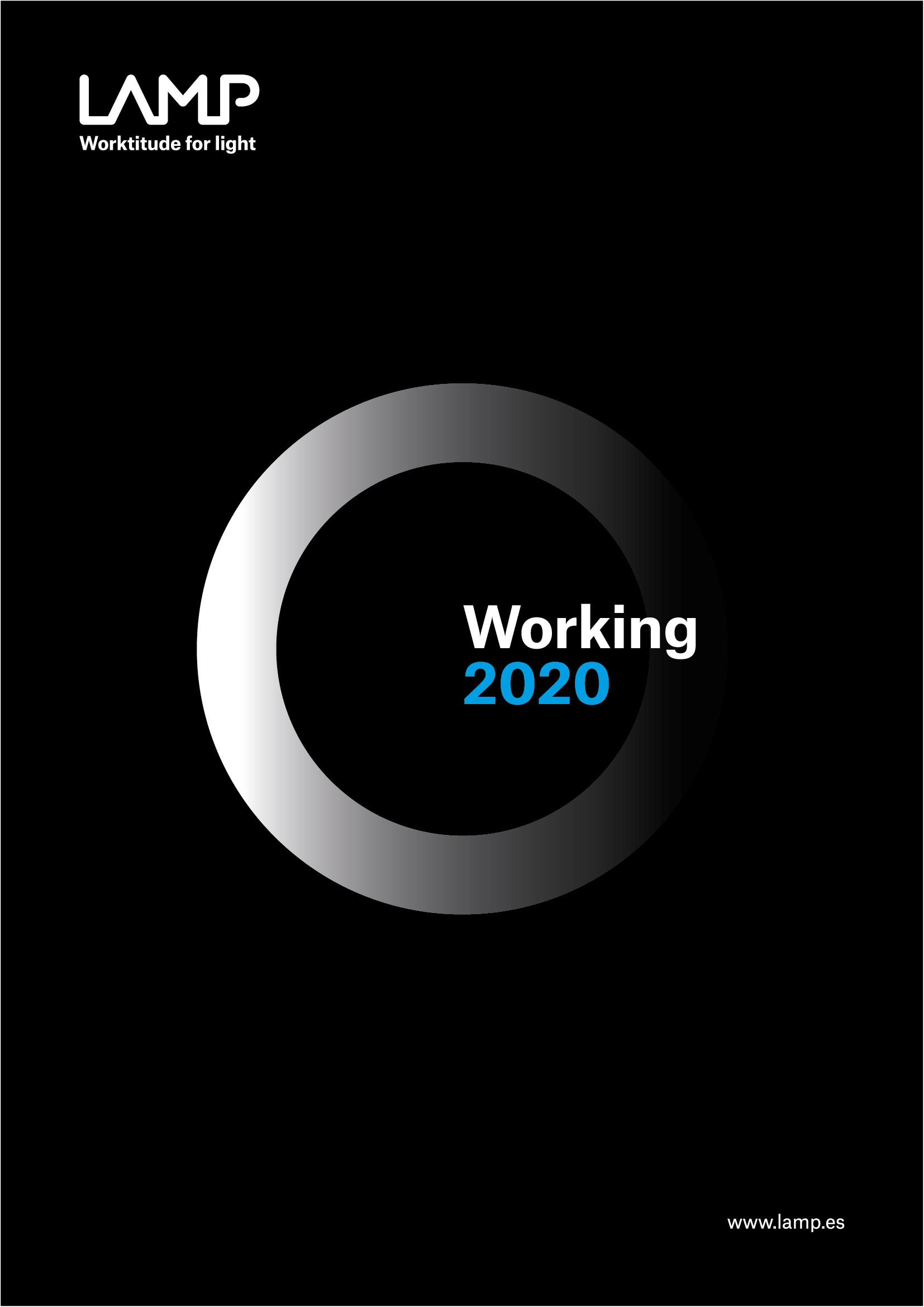 Portada Working 2020