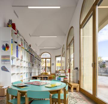 The importance of good lighting in educational centres
