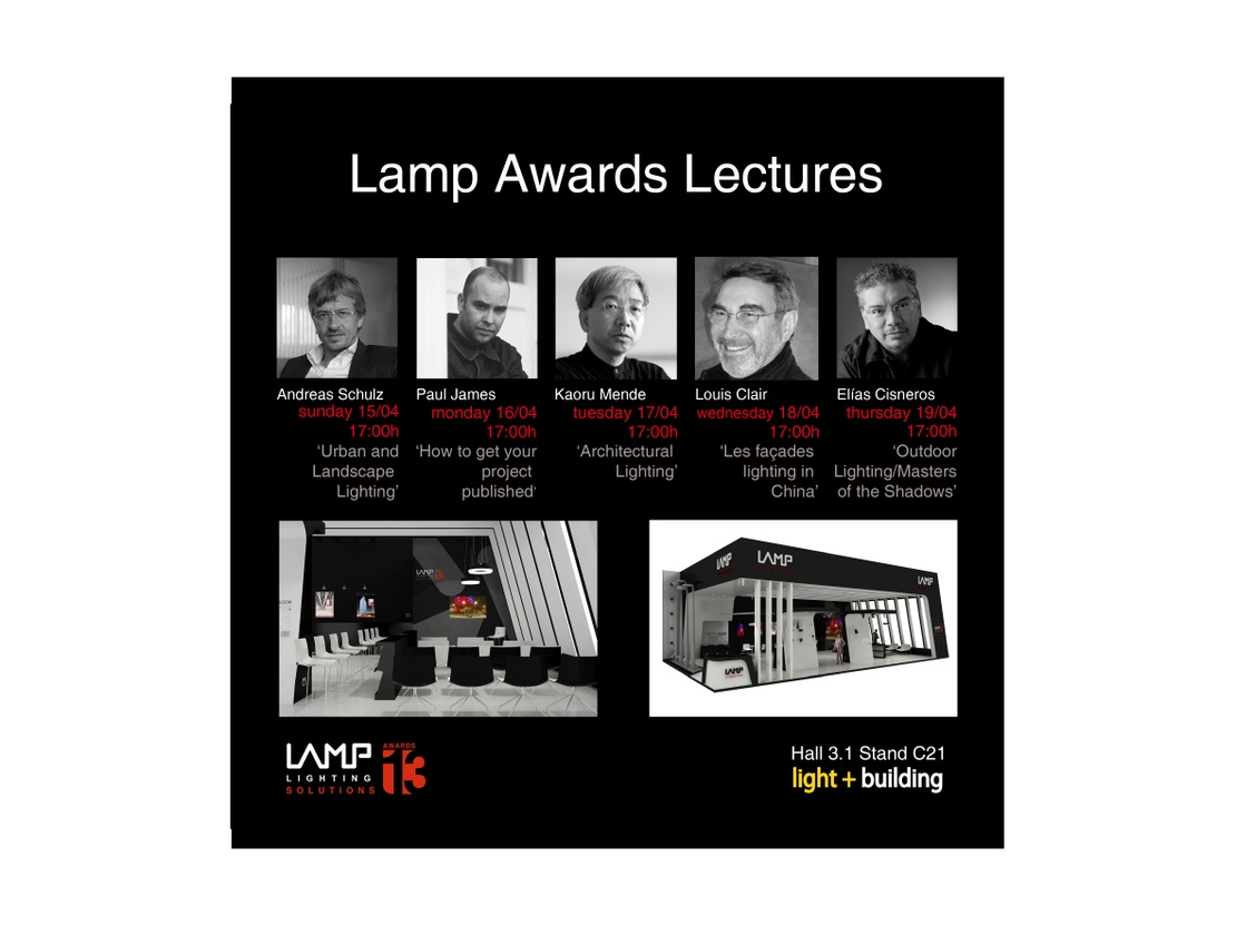 lamp awards lectures