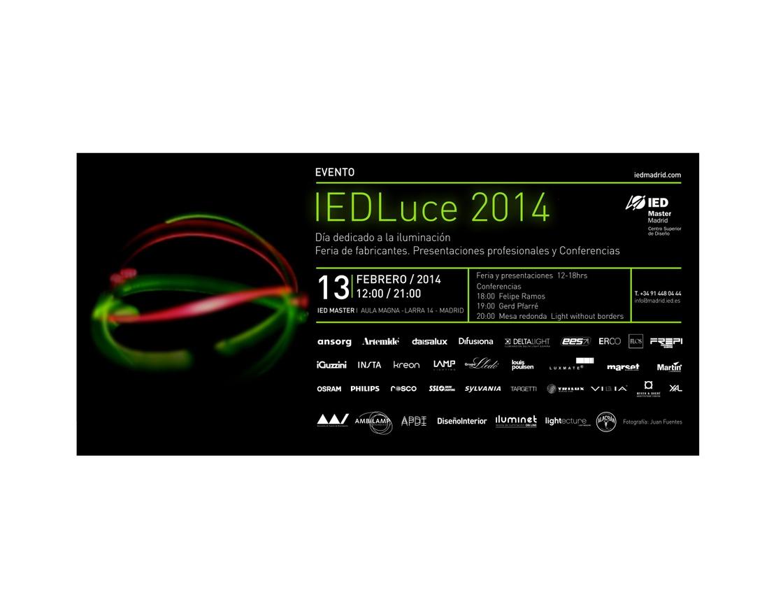 IED Luce 2014