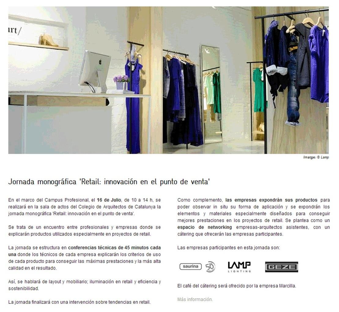 Jornada Retail COAC