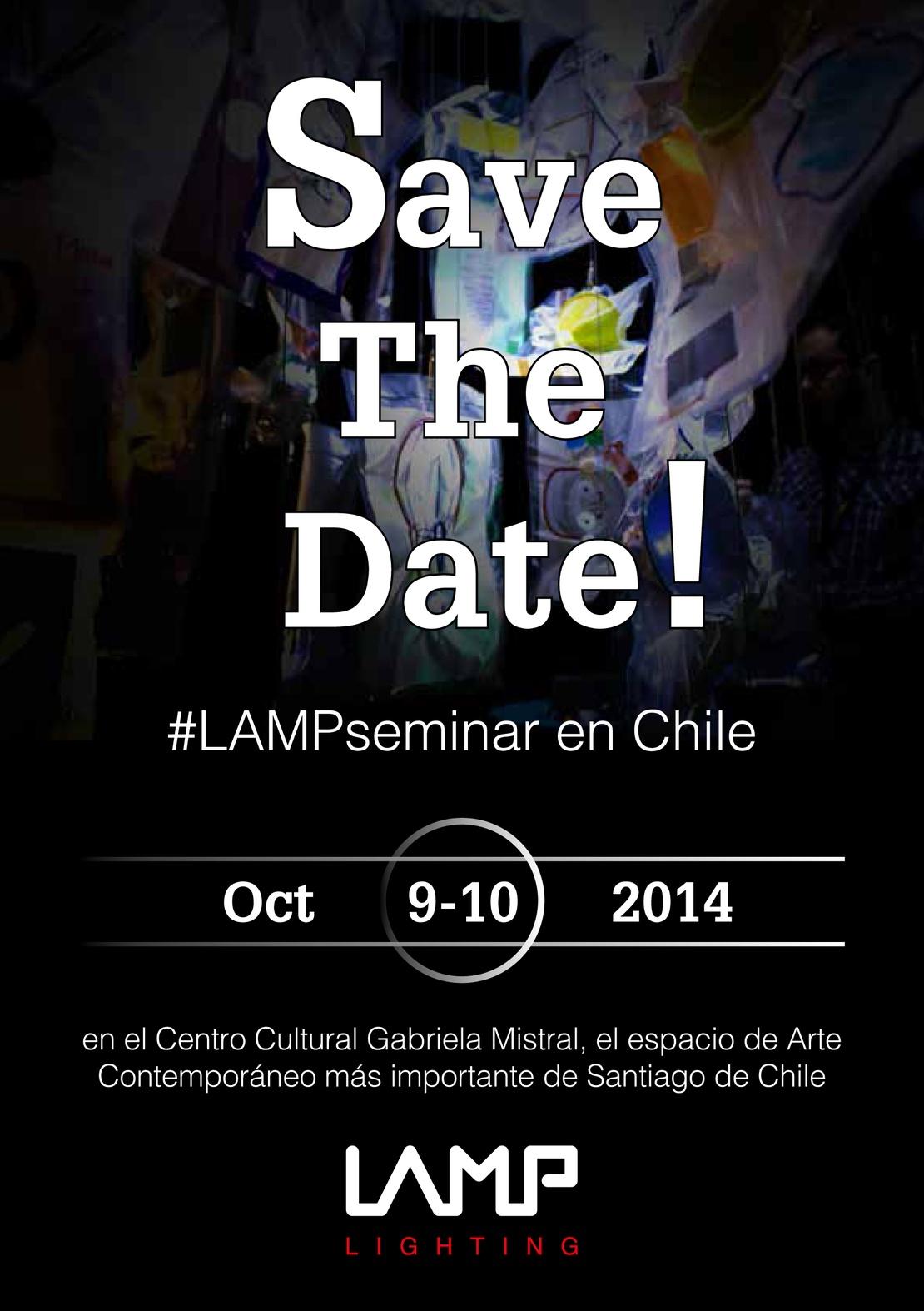 STD! #LAMPseminar en Chile 2