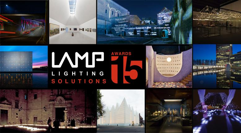Lamp Lighting Solutions Awards 2015 Finalists