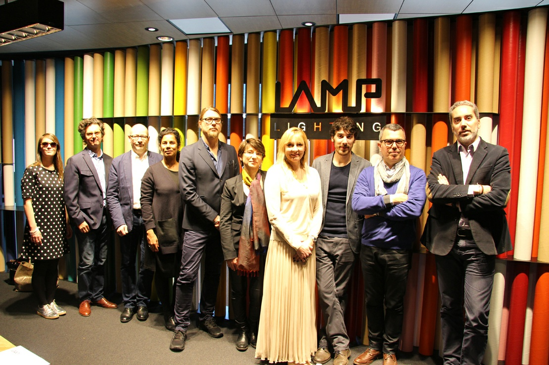 Lamp Lighting Solutions Awards 2015 2nd Jury Meeting 1