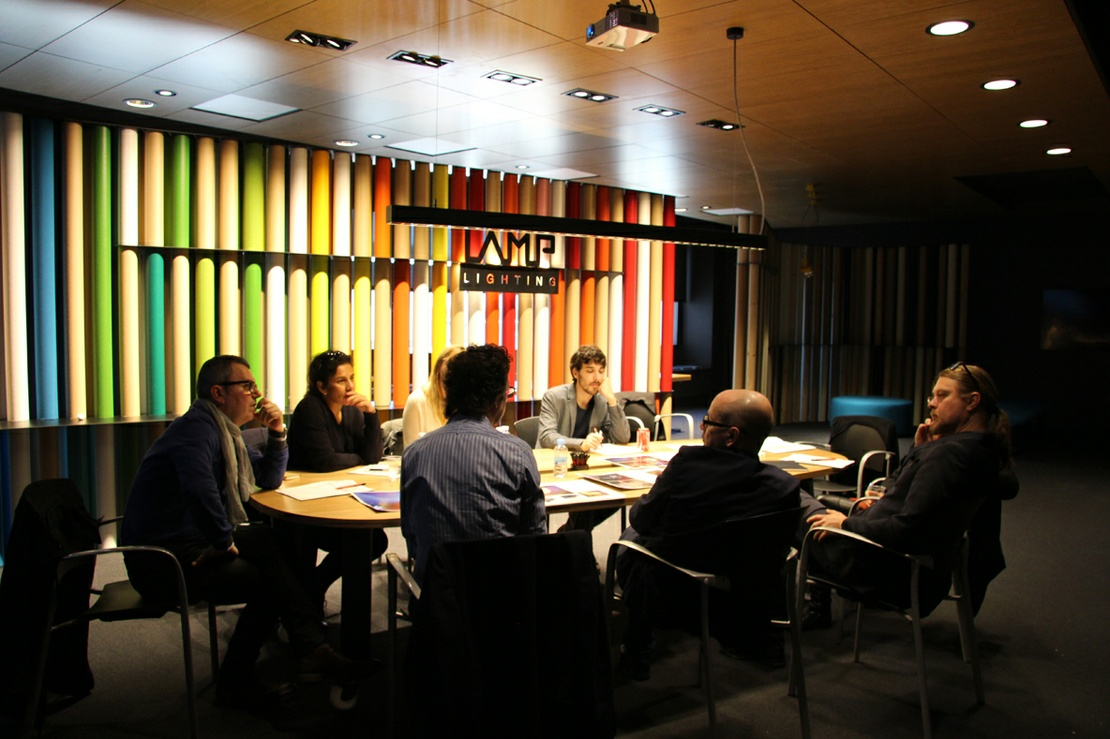 Lamp Lighting Solutions Awards 2015 2nd Jury Meeting 6