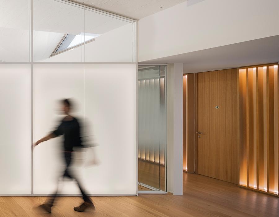 métriculas iluminación integradora