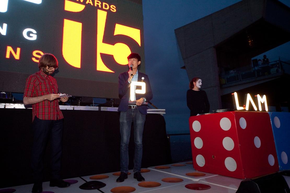 Premios 15 35