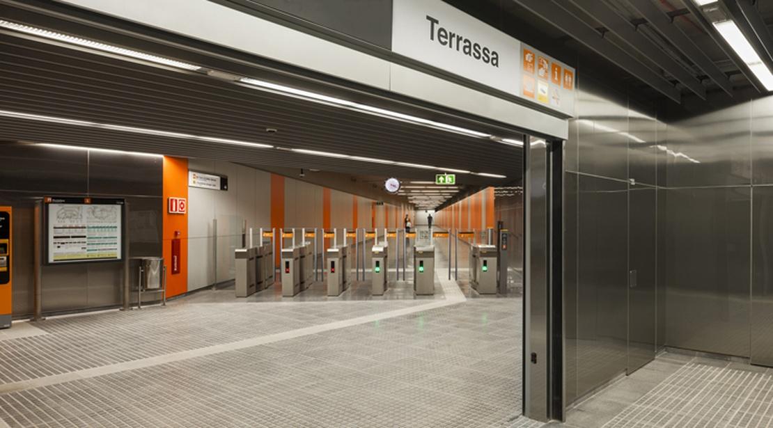 metro TRS 01