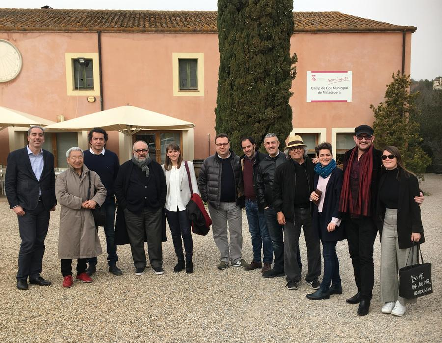 premios 2017 - 1st jury meeting 2