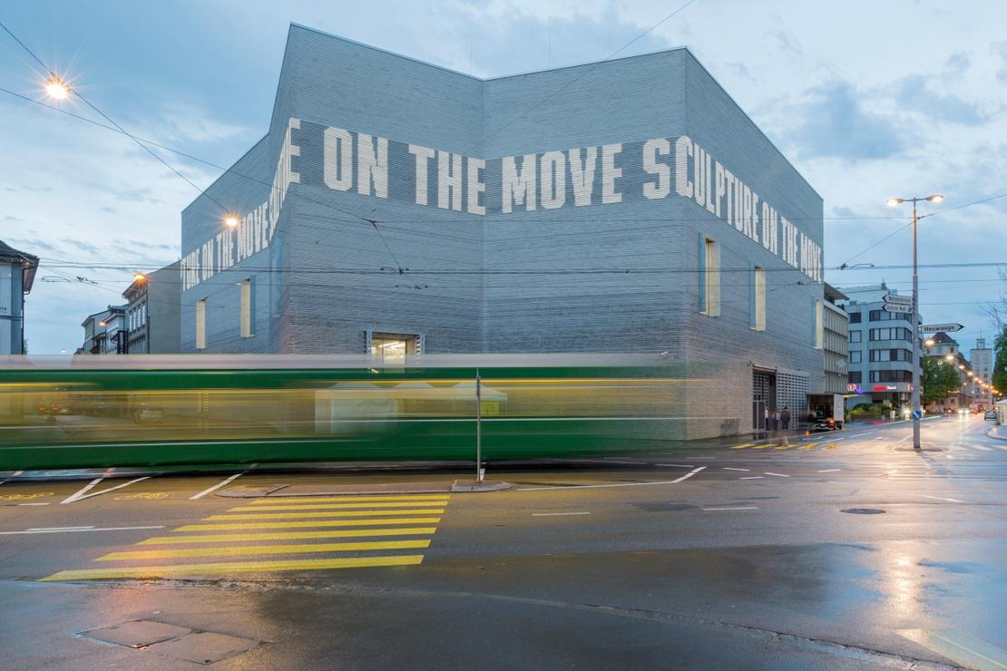 """Light Frieze"" Kunstmuseum Basel_photo by Julian Salinas"