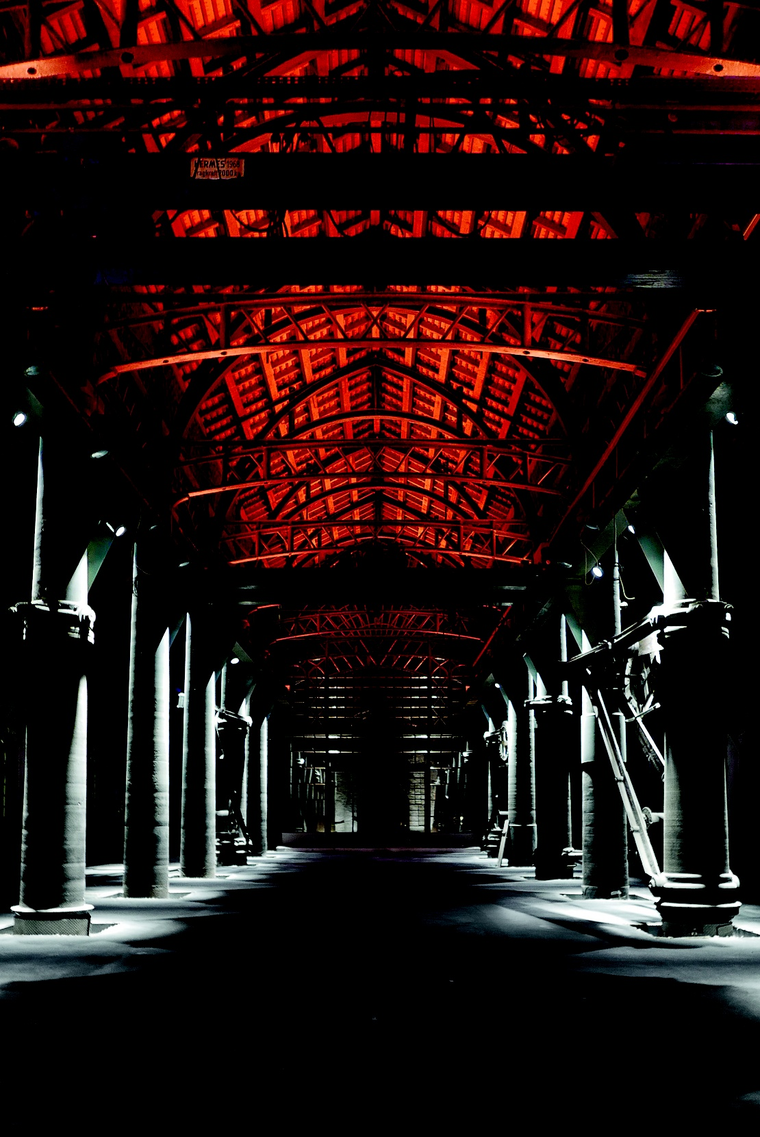 Sayn Foundry Iron Works_photo by Johannes Roloff