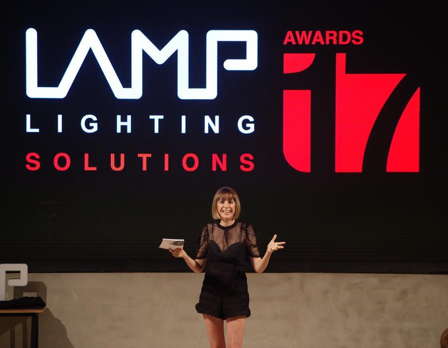 LAMP LIGHTING SOLUTIONS AWARDS 2017_07