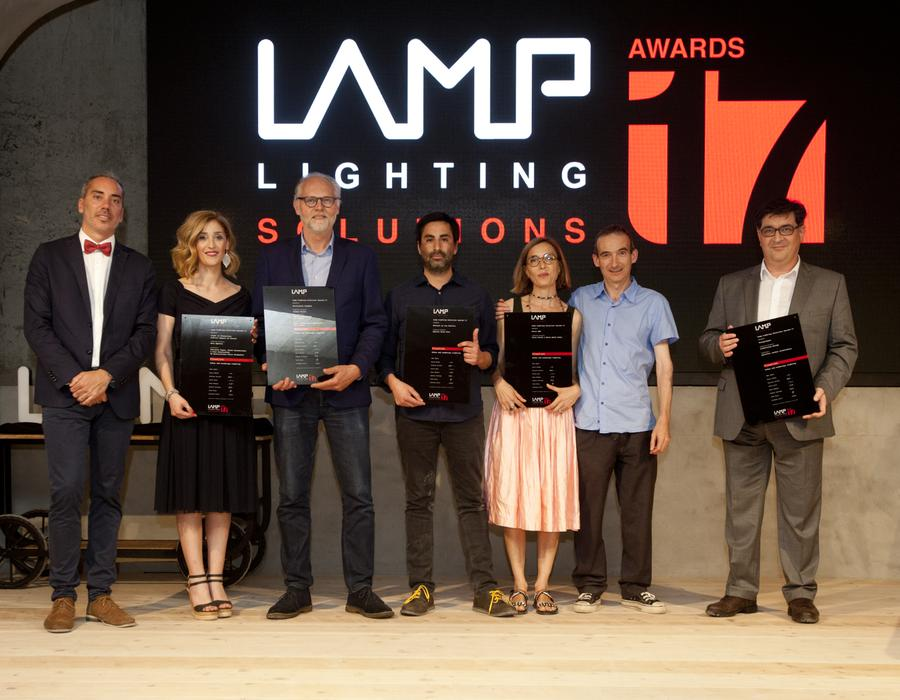 LAMP LIGHTING SOLUTIONS AWARDS 2017_12