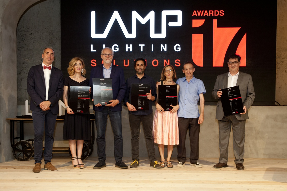 LAMP LIGHTING SOLUTIONS AWARDS 2017_12