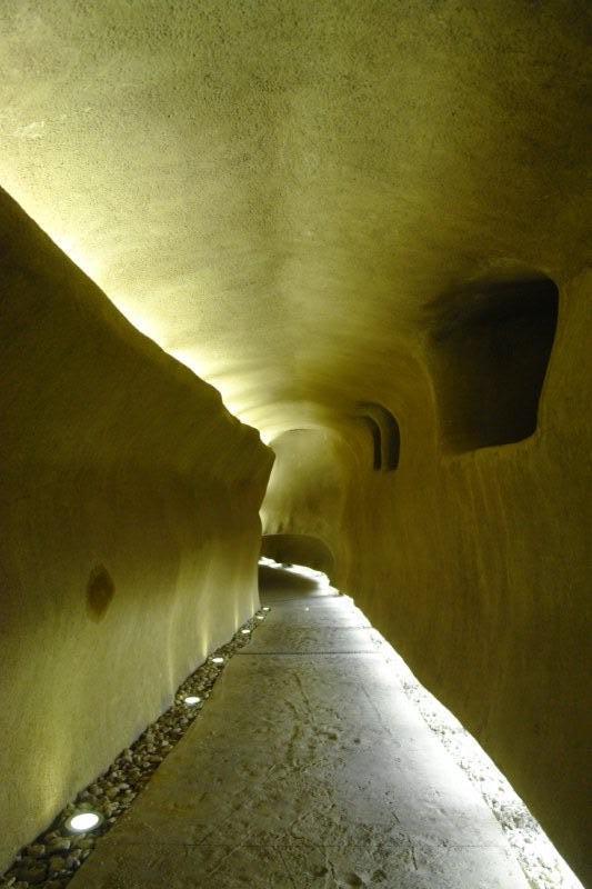 Tunel de paisagismo 01