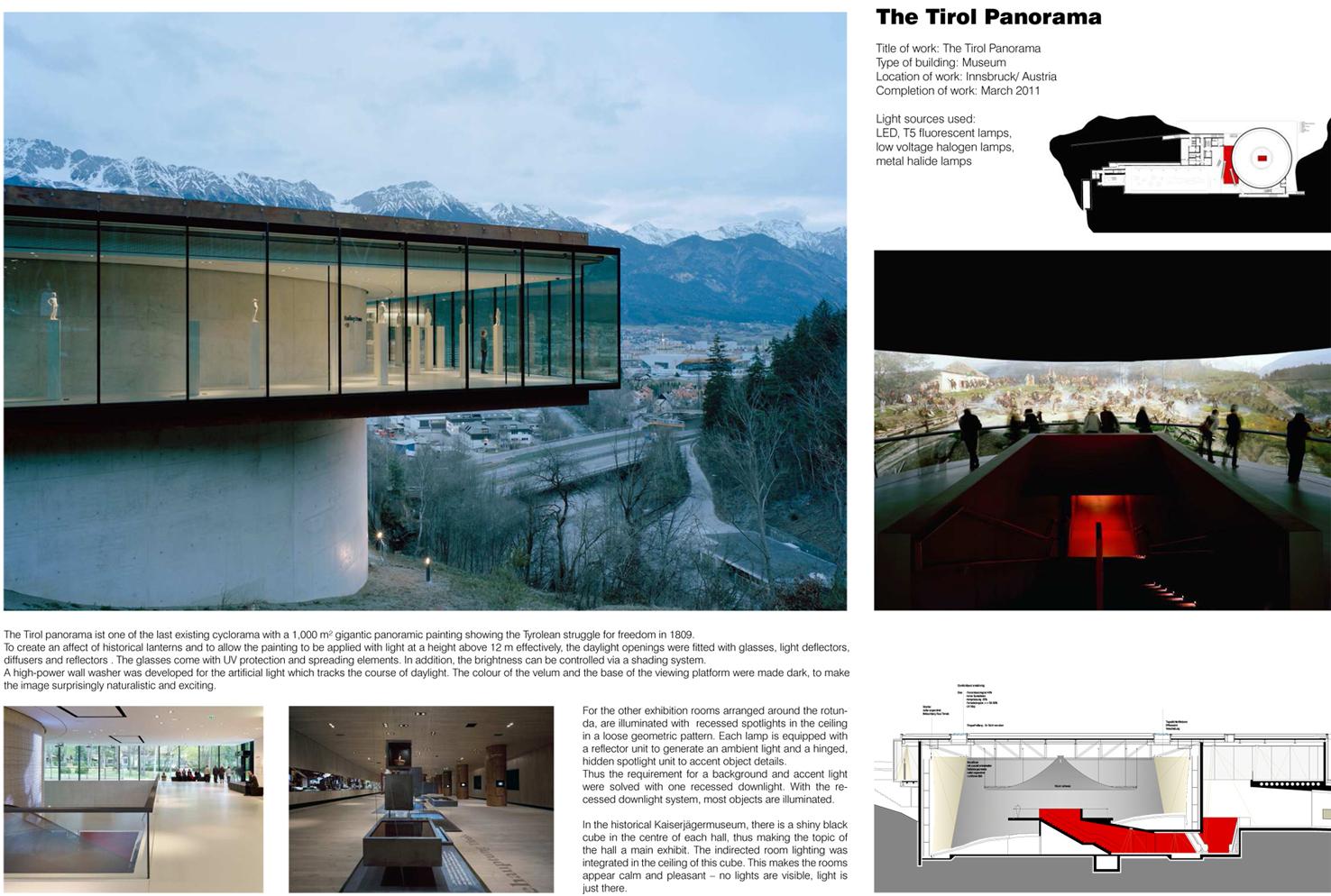Das Tirol Panorama lamina
