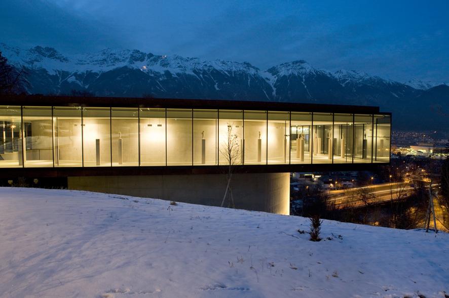 Das Tirol Panorama ascher