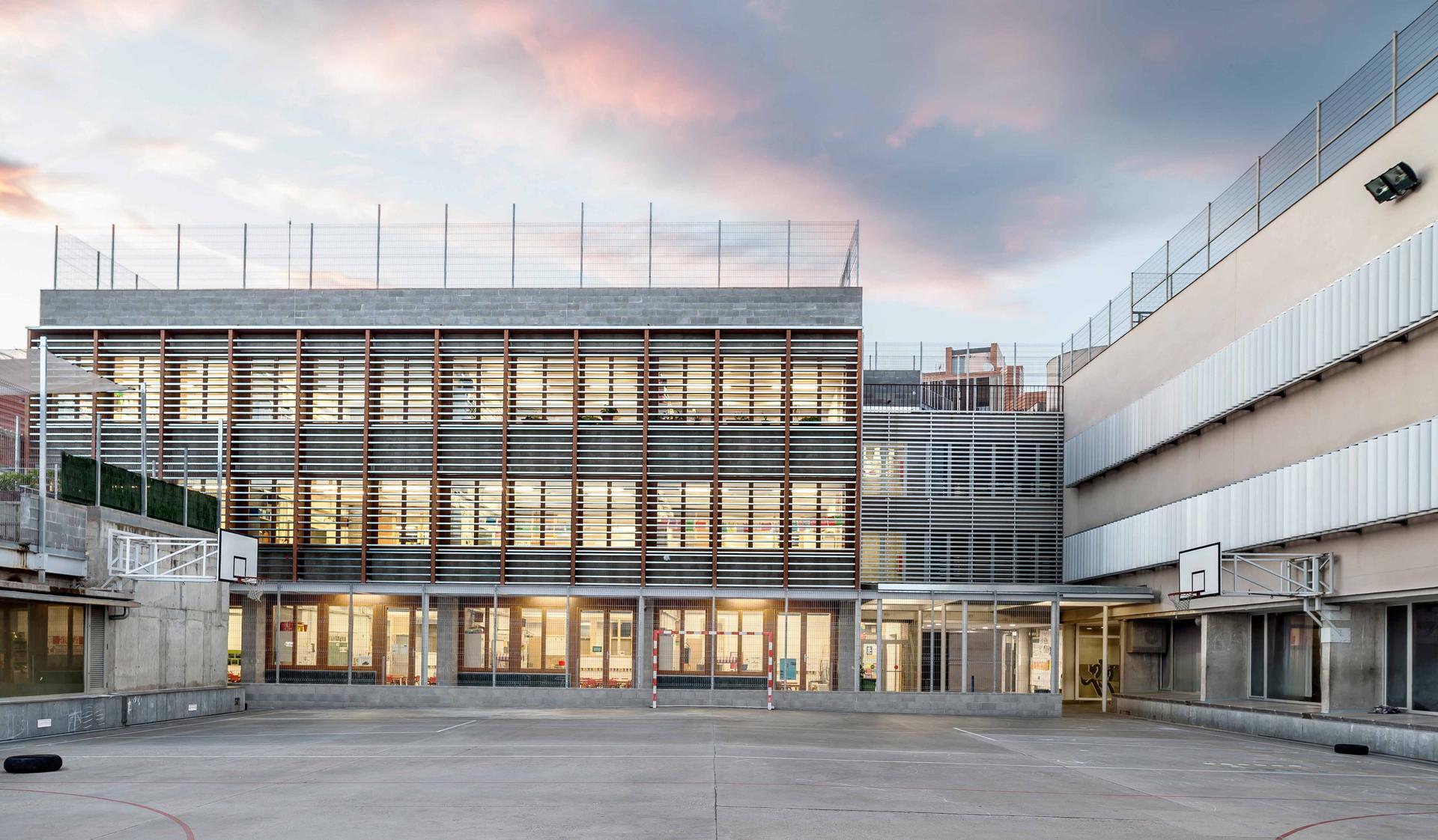 Escuela Sant Nicolau