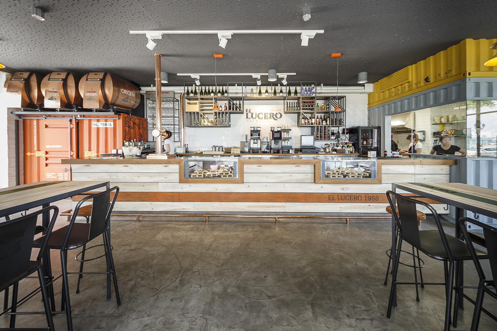 Restaurante el Lucero del Muelle