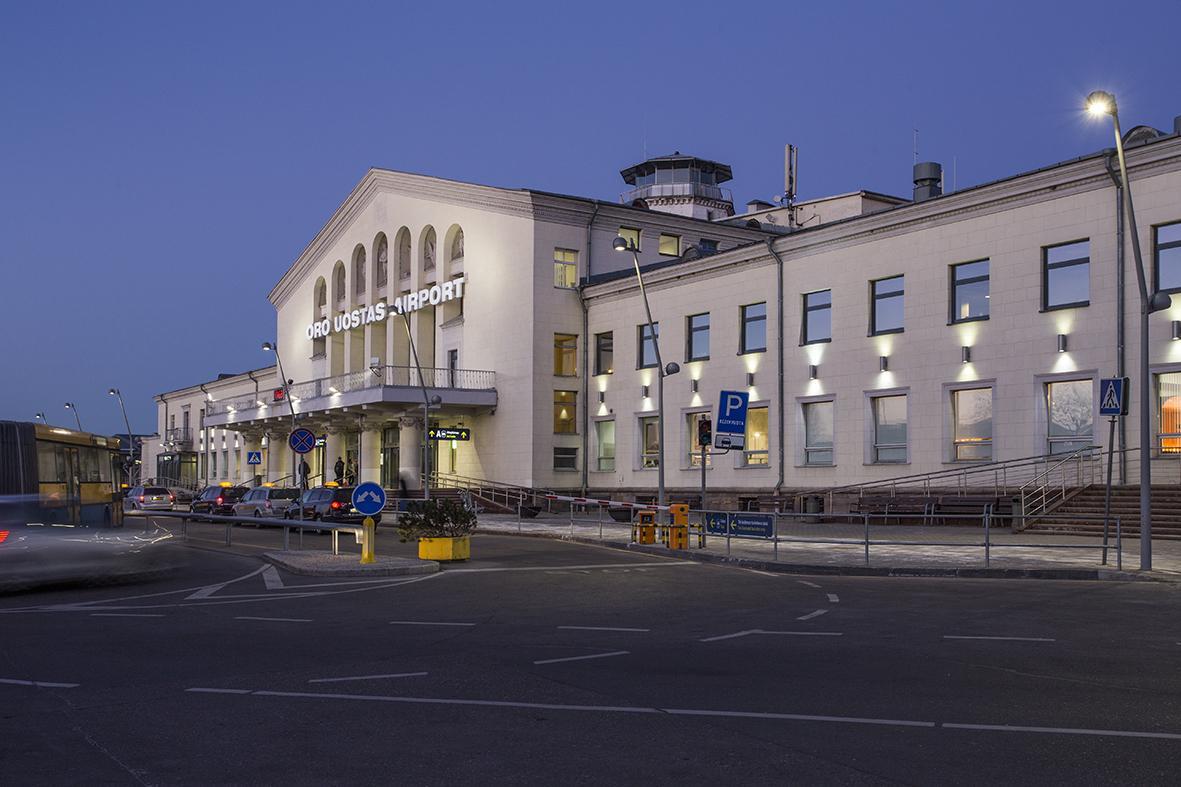 Vilnius aeropuerto internacional