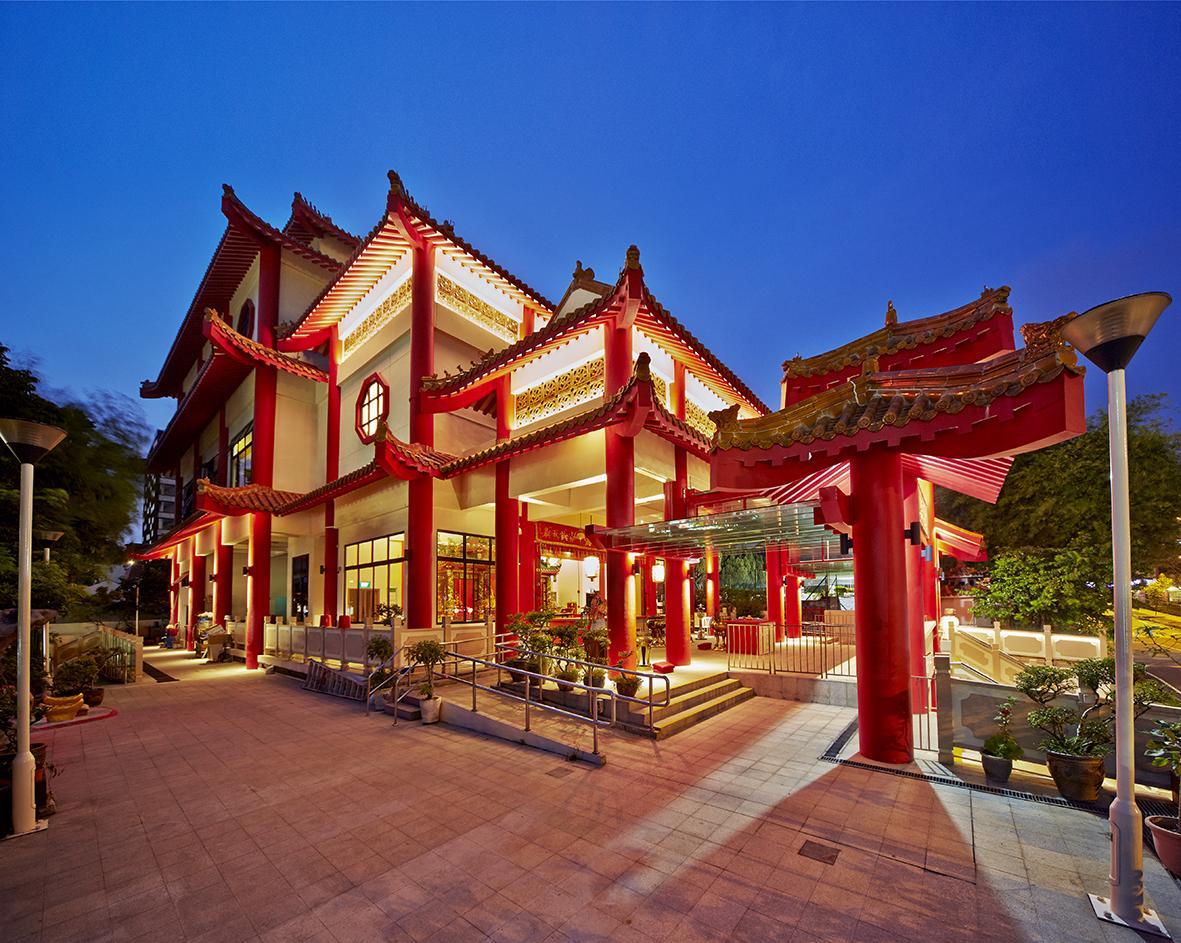 Templo Bukit Timah Tua Pek Kong