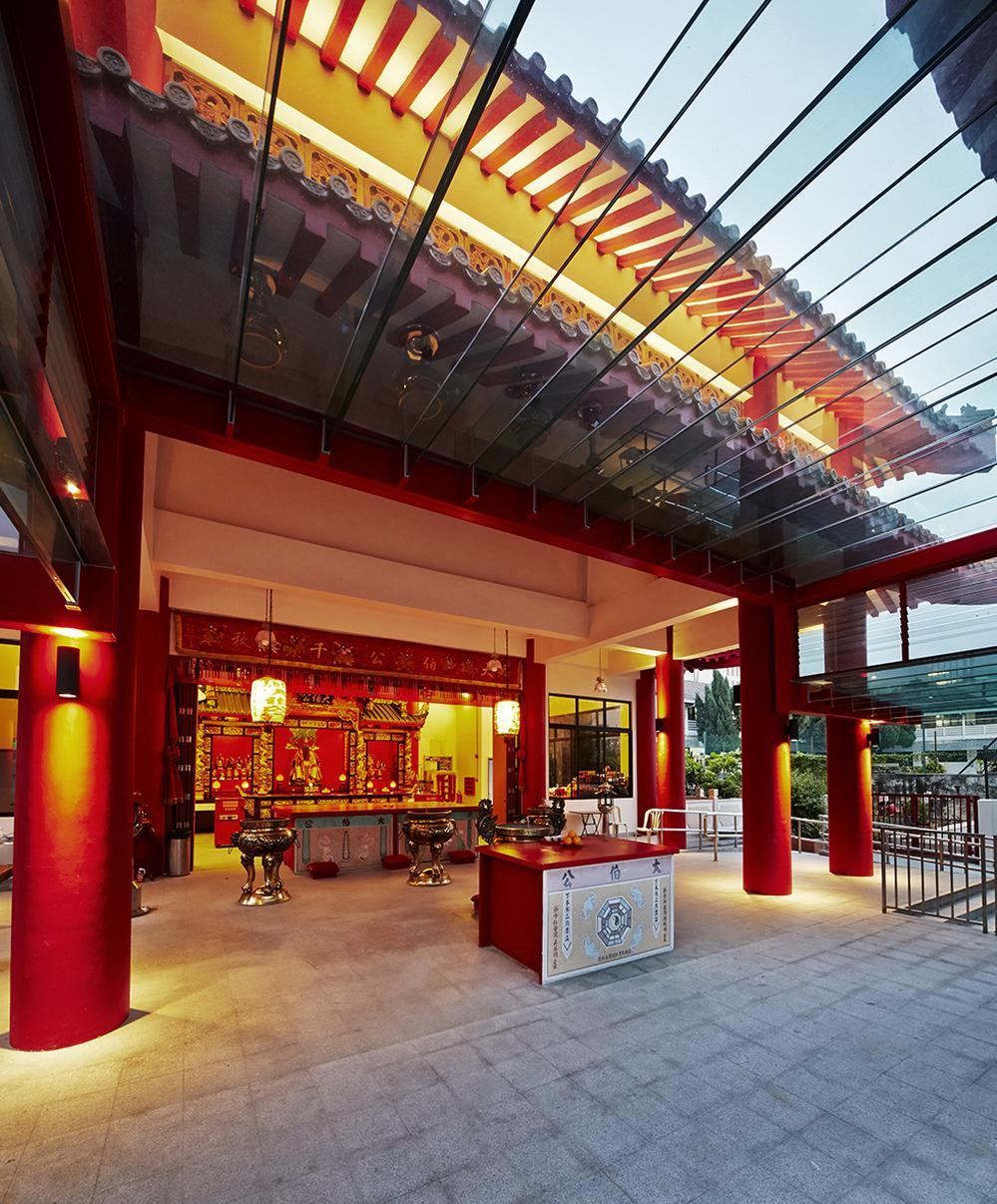 Templo Bukit Timah Tua Pek Kong_1