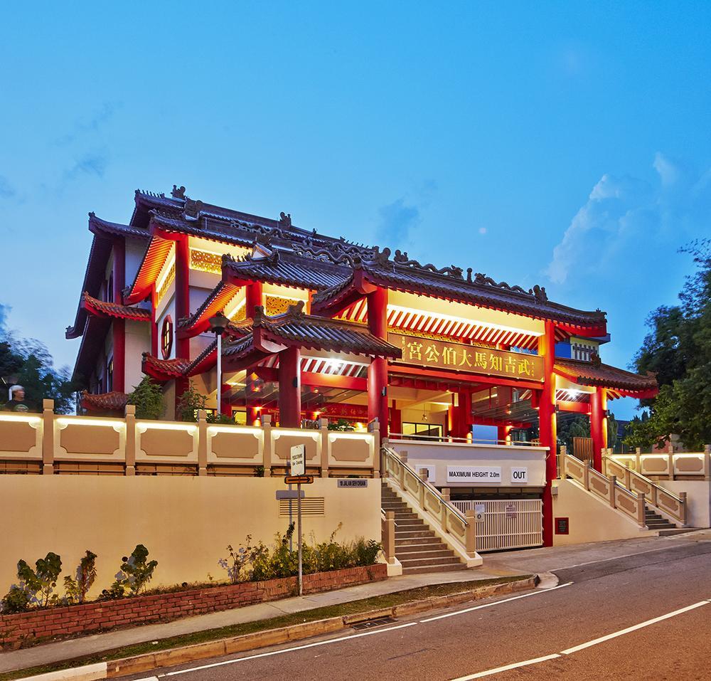 Templo Bukit Timah Tua Pek Kong_2