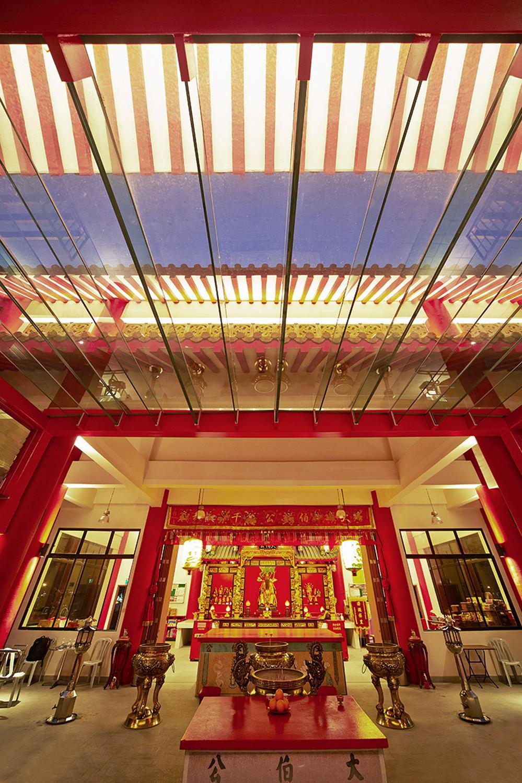 Templo Bukit Timah Tua Pek Kong_3