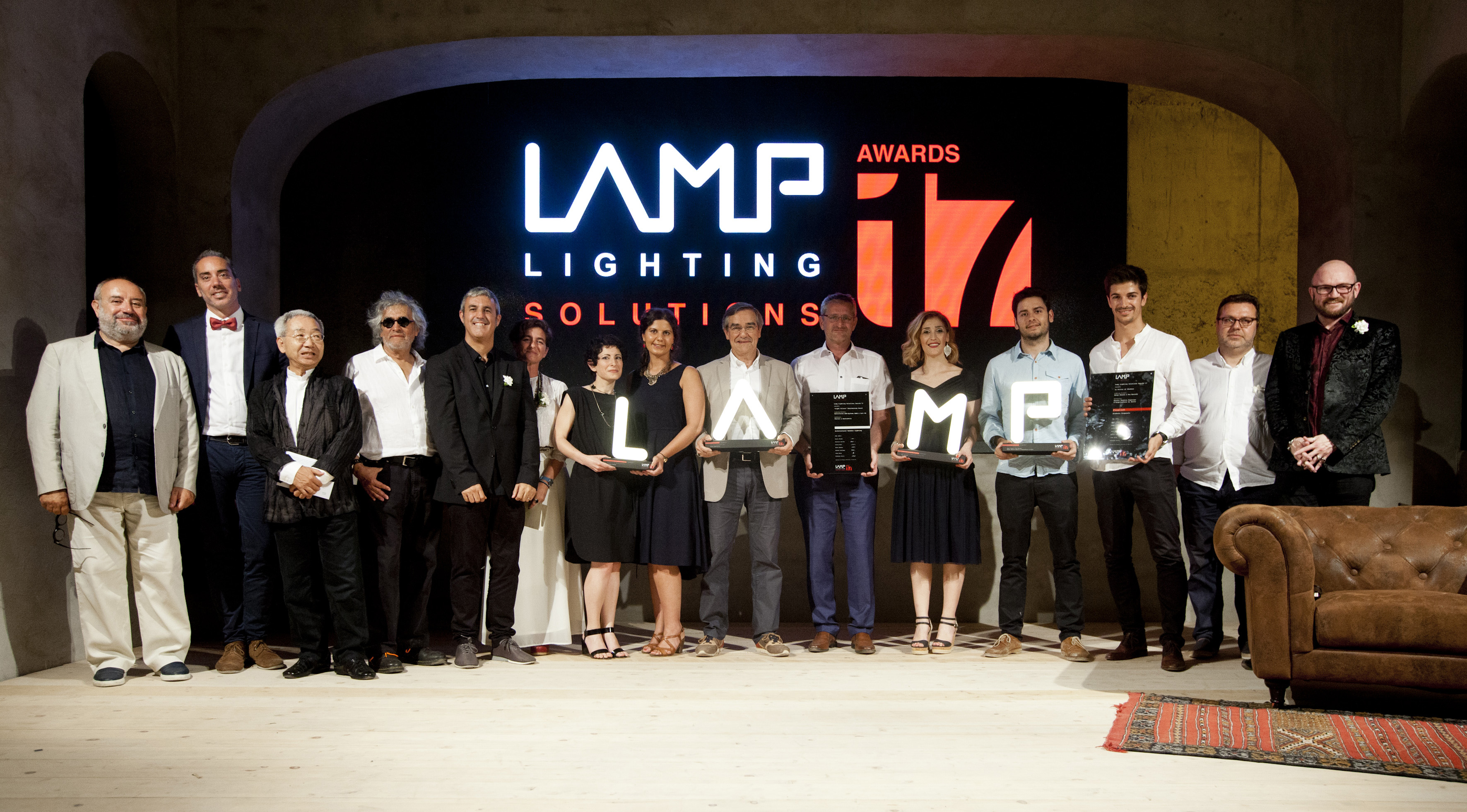 Lamp Lighting Solutions Awards 2017 already have winners! | LAMP for Lighting Lamp Ceremony  76uhy